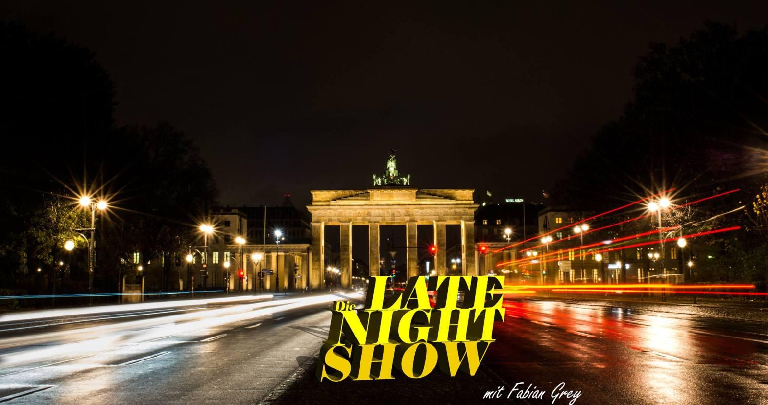 Live aus Berlin: Die Late Night Show - Treffpunkt