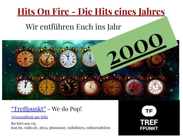 Hits on Fire 2000